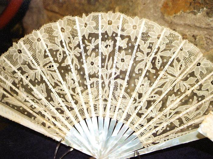 Carrickmacross Fan