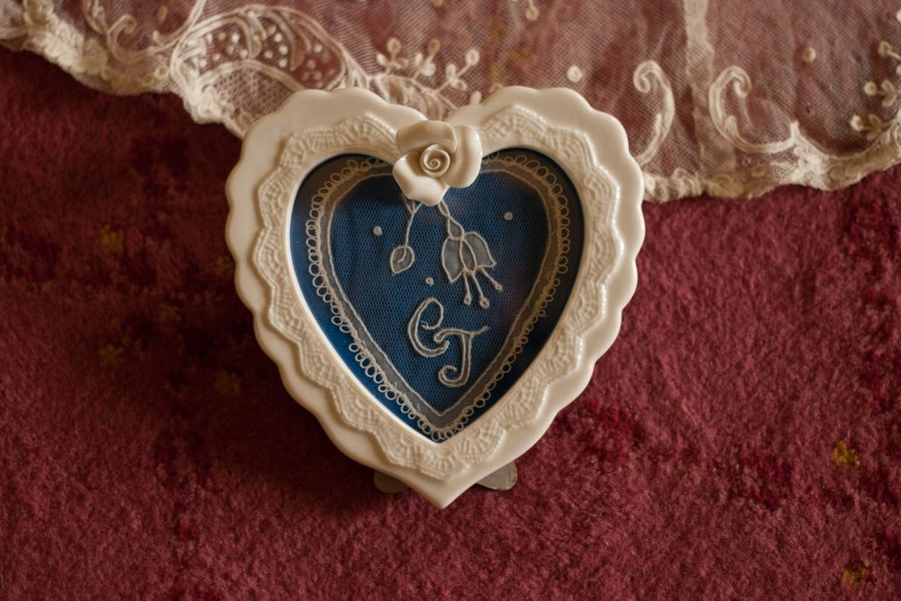 Carrickmacross Lace Wedding Gift