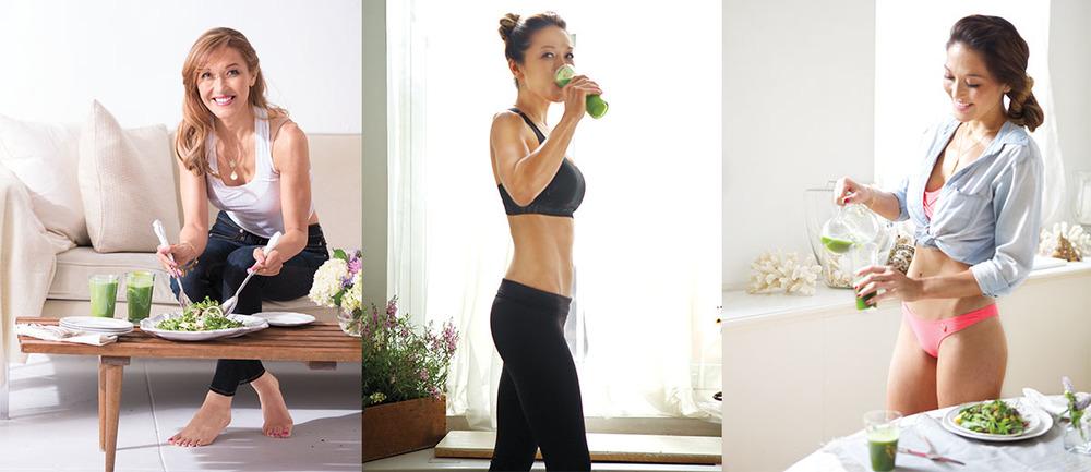 Candice Kumai: Clean Green Drinks
