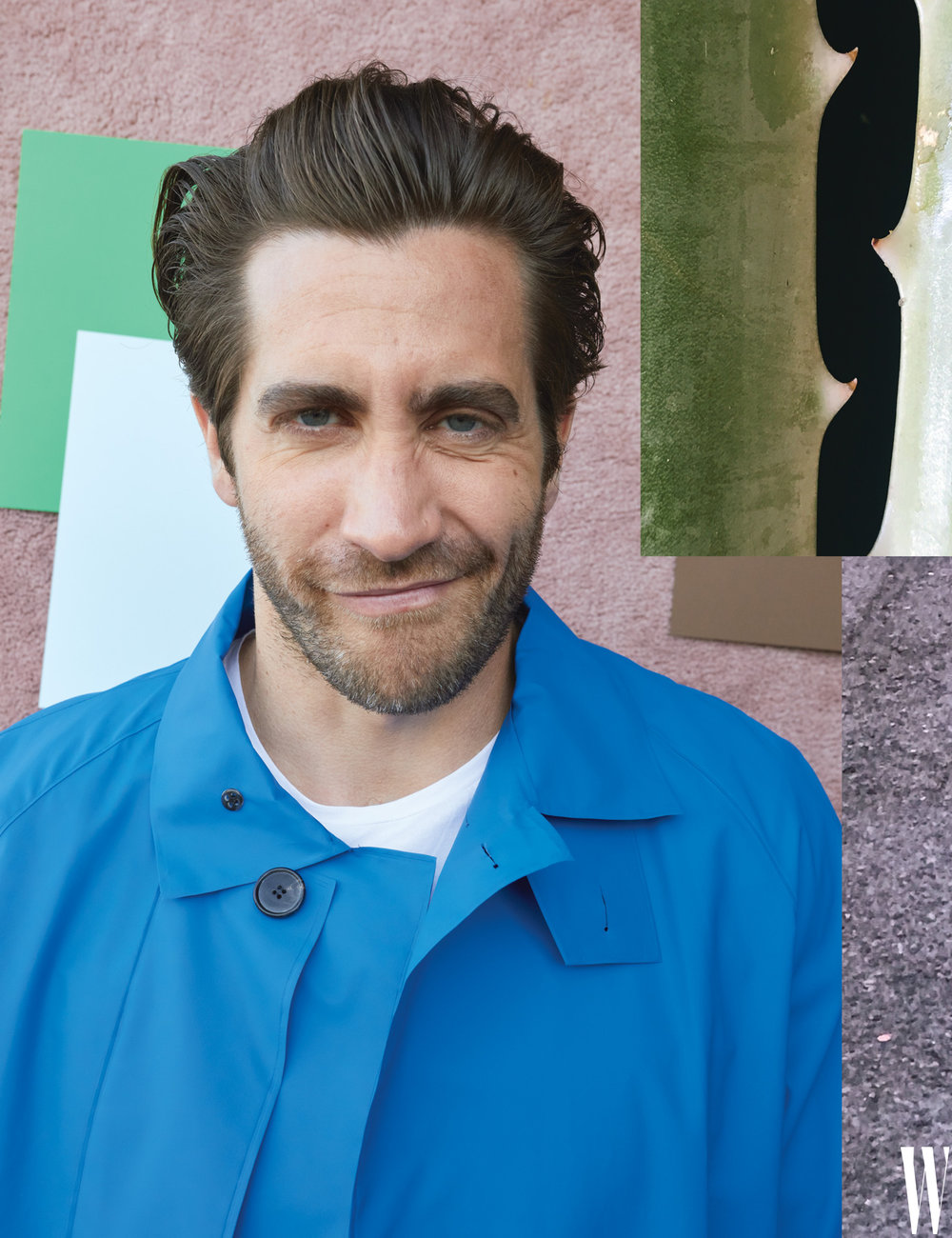 Jake Gyllenhaal for W Magazine Vol. 1 2018 Best Performances
