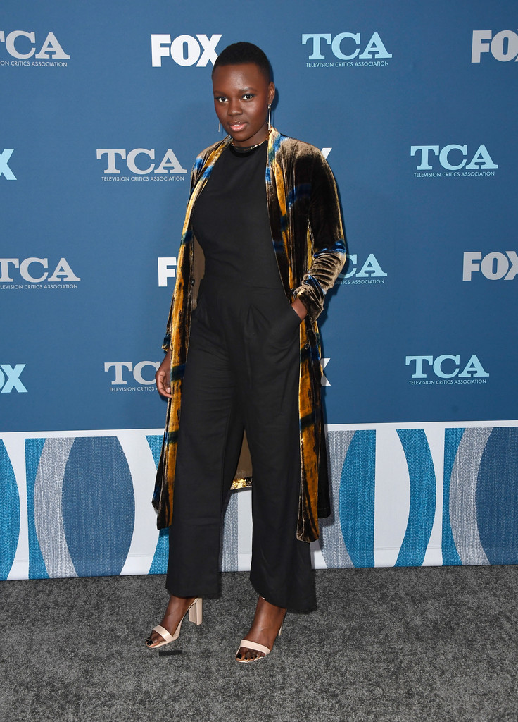 Shaunette Wilson of FOX The Resident