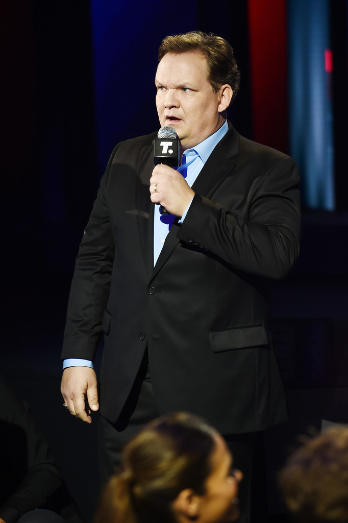 Andy Richter for Turner Upfronts