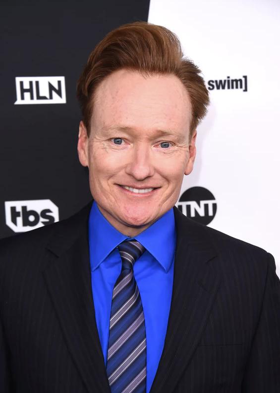Conan O'Brien for Turner Upfronts