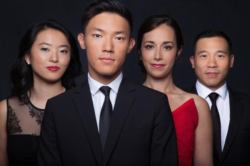 Grammy award winning Parker Quartet