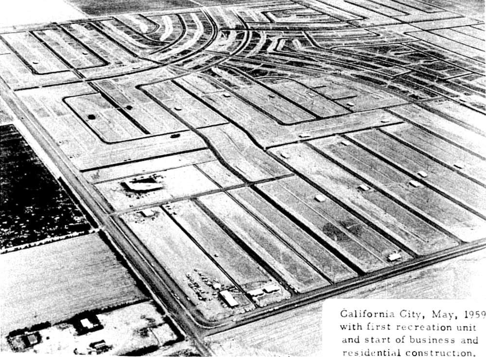 California City. 1959. Cooley, Leland Frederick and Lee Morrison Cooley.The Simple Truth About Western Land Investment.New York: Doubleday, 1964.