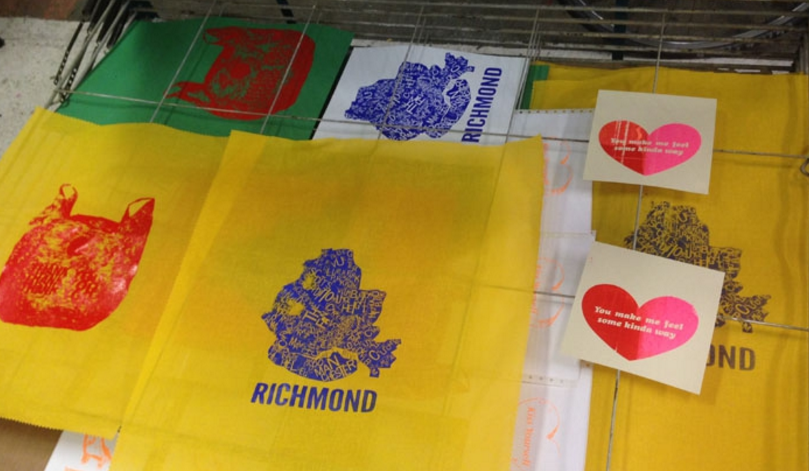 RICHMOND'S COMMUNITY PRINT SHOP PREPARES FOR EXPANSION ,  VIRGINIA CURRENTS MARCH 5, 2015