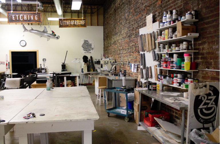 STUDIO TWO THREE ON PRINTERESTING, JANUARY 12, 2015