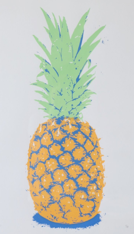 Copy of LIGHTBOX PRINT CO, PINEAPPLE