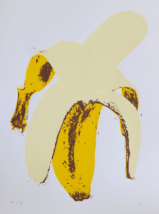 Copy of LIGHTBOX PRINT CO, BANANA