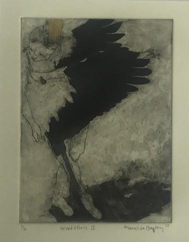 Copy of LISA BAGBY, WOOD STORCK II