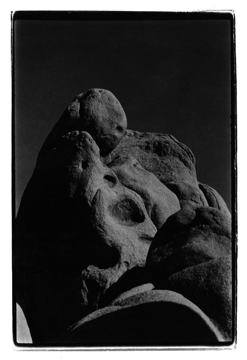 Copy of NATALINE ANN KOHLHEPP, HIKING SKULL ROCK, JOSHUA TREE
