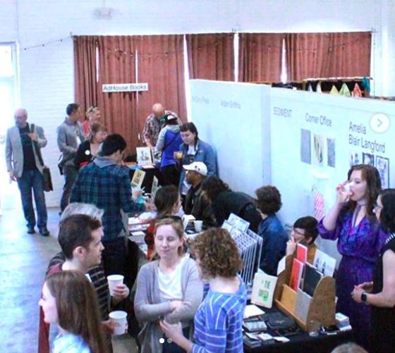 Book Art  Fair | Richmond Virginia | Studio Two Three | nonprofit