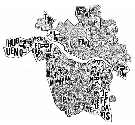 New map in progress