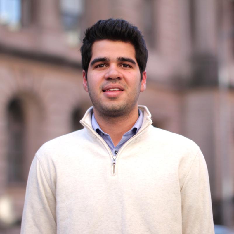 Arkin Khosla Associate Consultant   Class of 2019