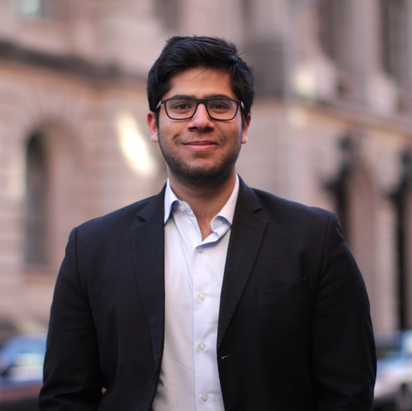 Keshav Sota Associate Consultant Class of 2019