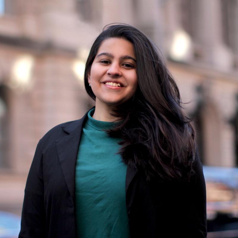 Alisha Sonawalla Consulting Director  Class of 2019