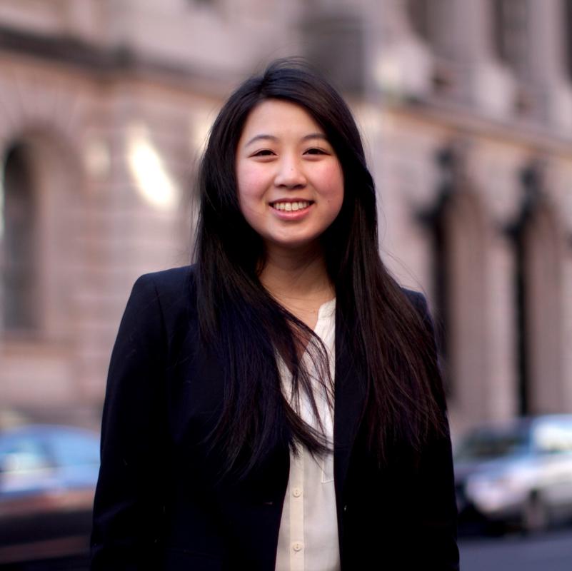 Julie Chen Talent Management Director Class of 2017  juliechen@180dc.org