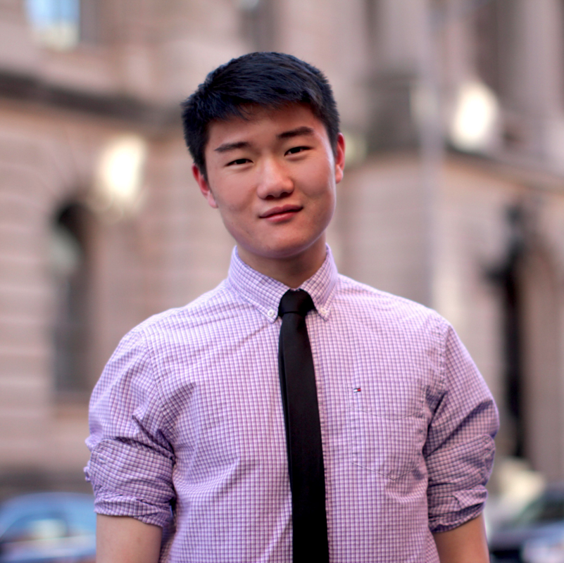 Bill Shen   Staff Consultant   Class of 2019