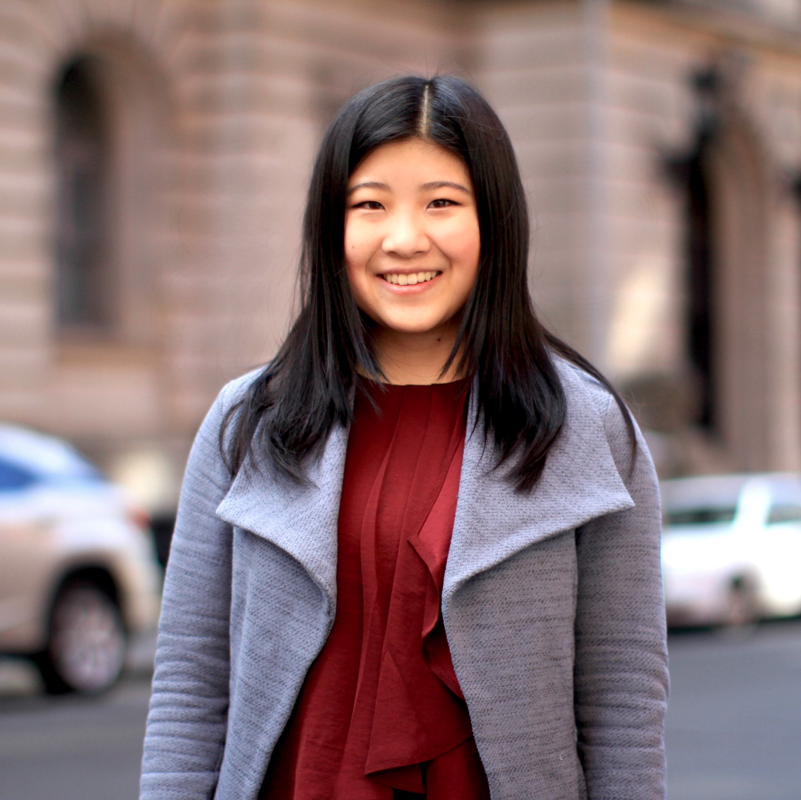 Jennifer Wang   Staff Consultant   Class of 2019
