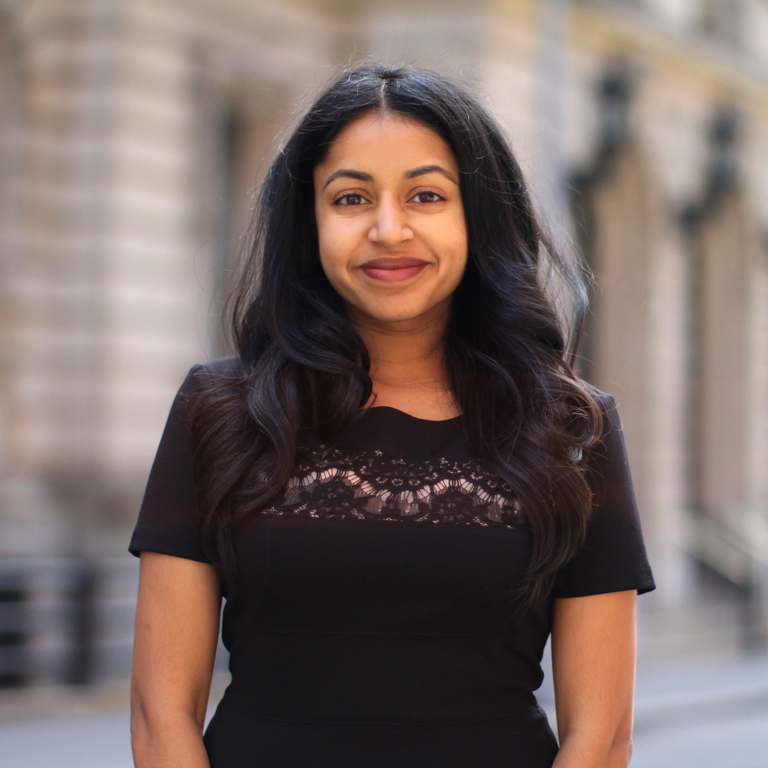 Neha Ramani Jr. Client Services Director Class of 2018