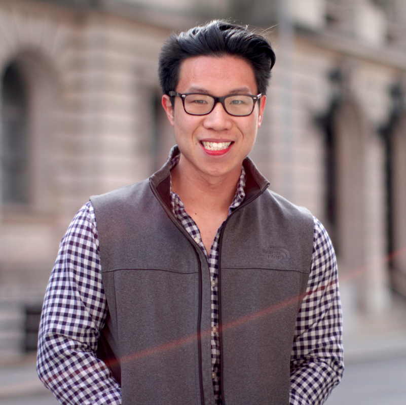 Brian Chen Consulting Director Class of 2018