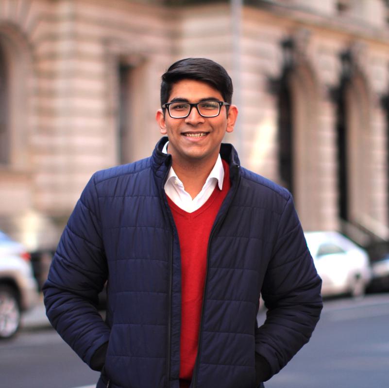 Faraz Athar Client Services Director Class of 2018 faraza@180dc.org