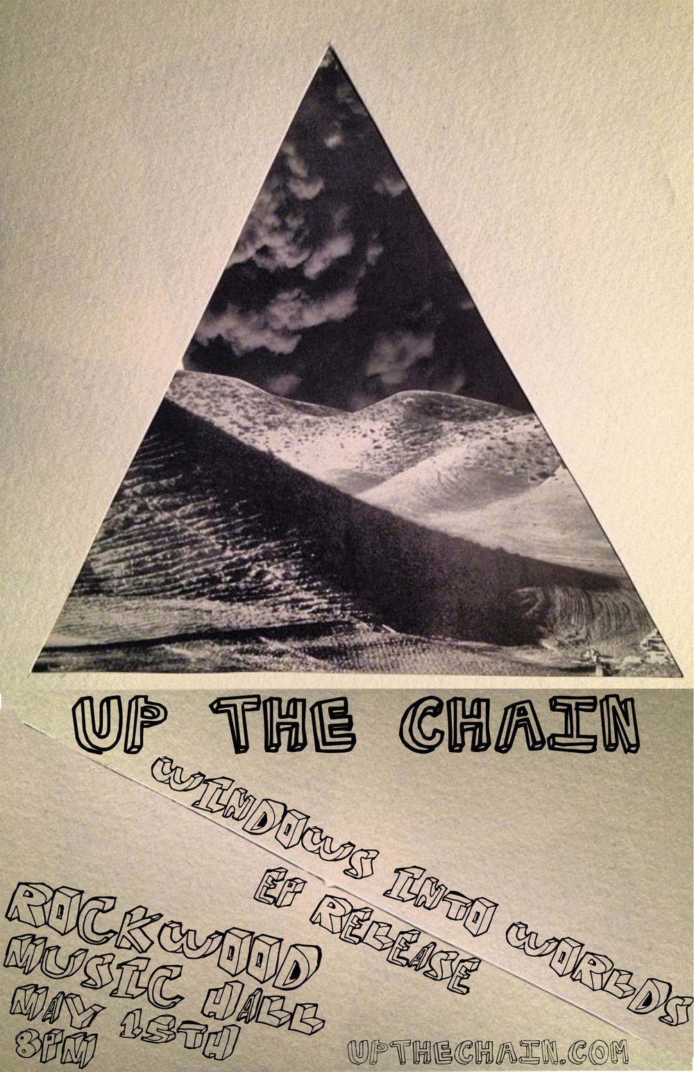 Up the Chain Record release