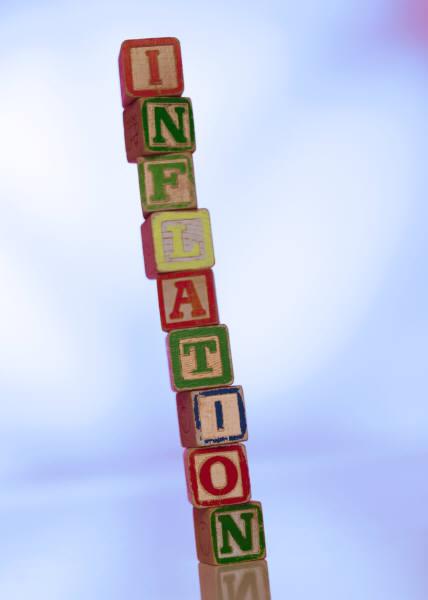 Inflation Letter Blocks