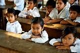 Students In Cambodia C