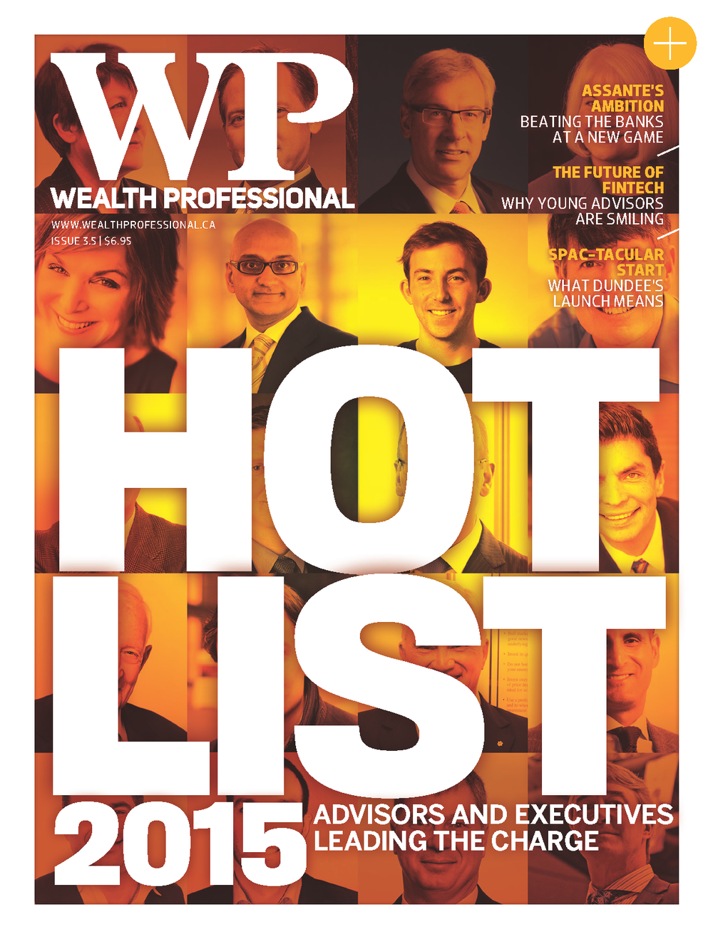 Top 50 Hot List Of Wealth Advisors In Canada