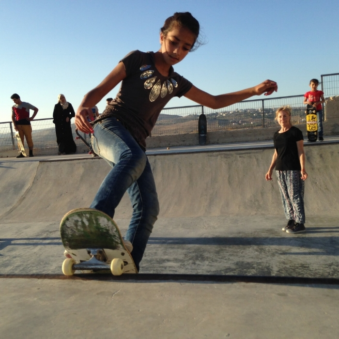 Basma: rock-fakie