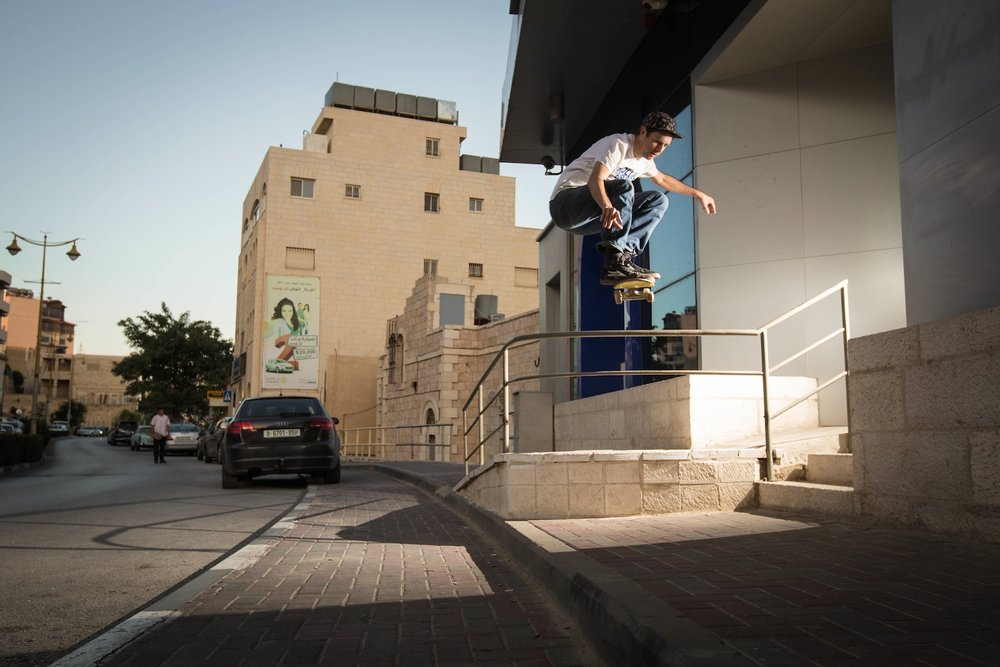 Theo Krish, Ollie. Photo: Emil Agerskov