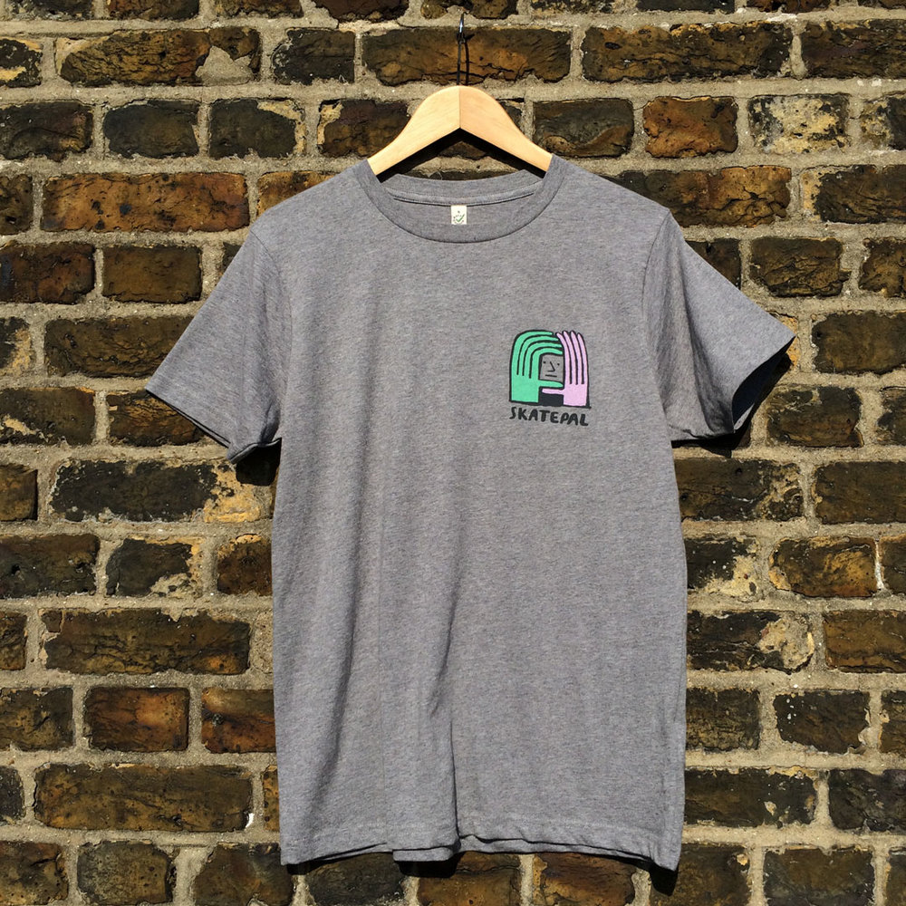 SkatePal x Nick Alston Tee - £15