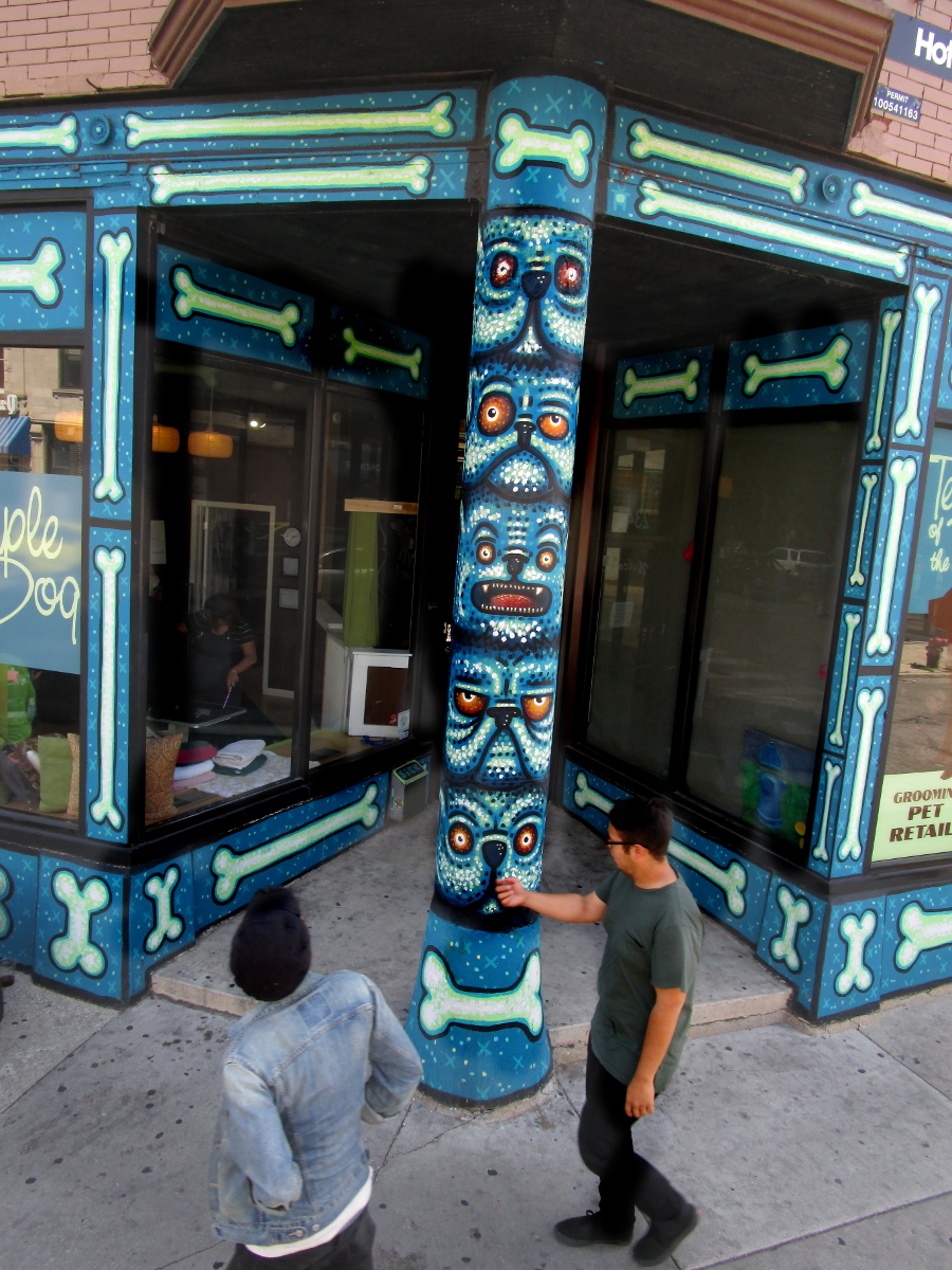 Totem Pole at Bone Zone2.JPG
