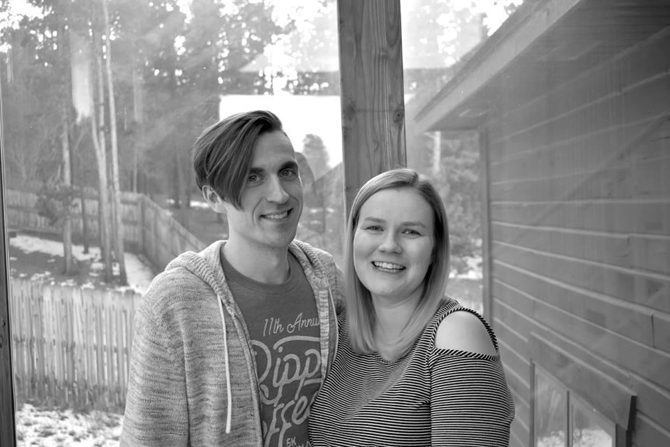 Joel & Rebecca Johnston