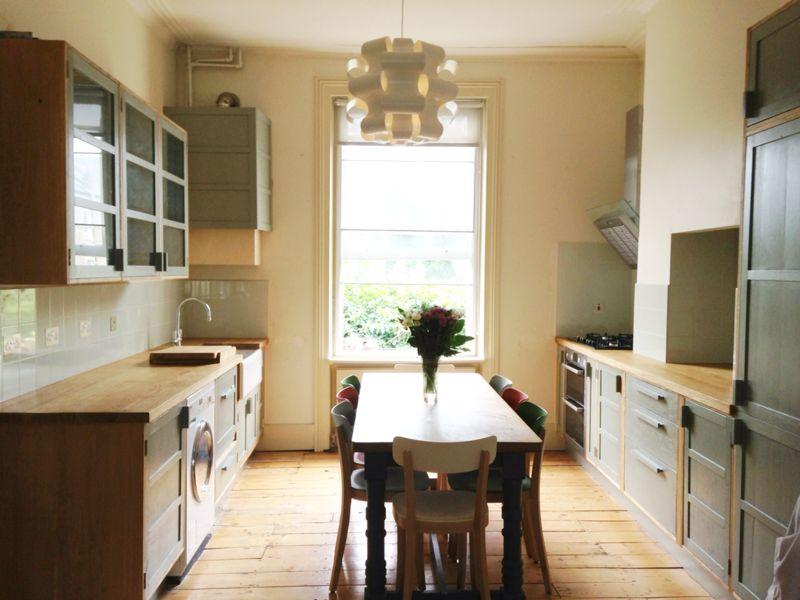 Bespoke Oak Painted Kitchen