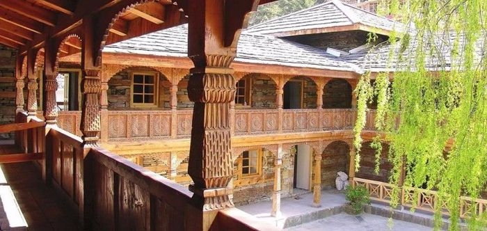 Hotel Naggar Castle
