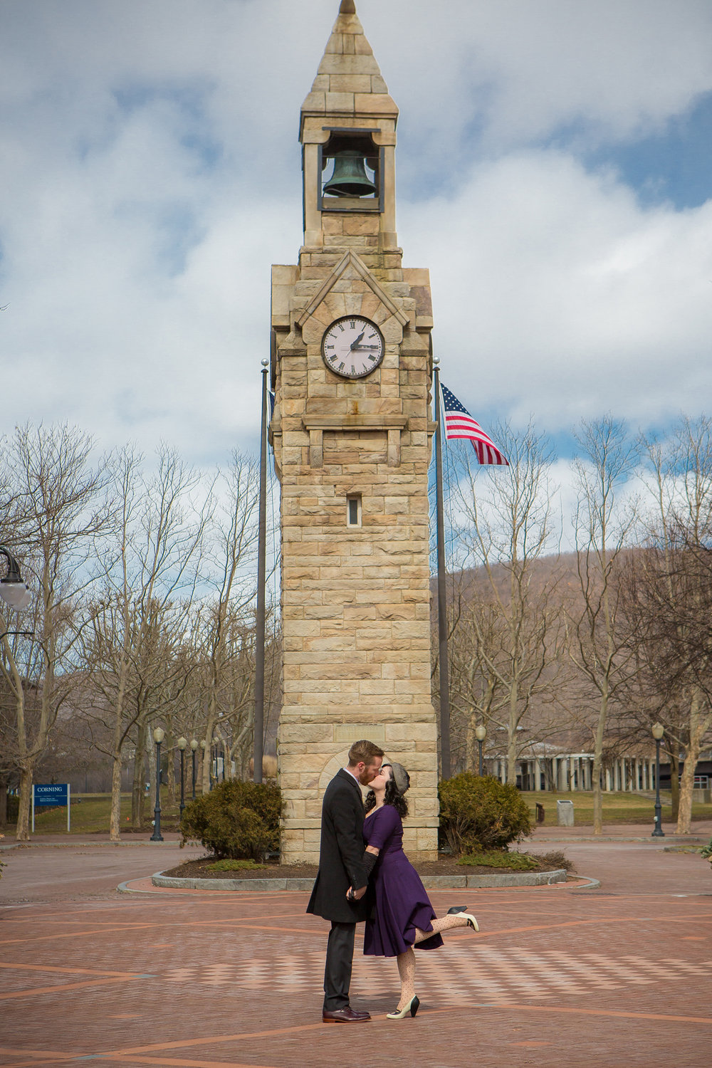 Corning NY Wedding