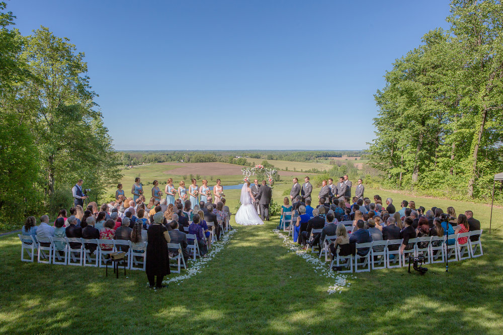 Rochester Wedding Photographer - Joe Hy Photography
