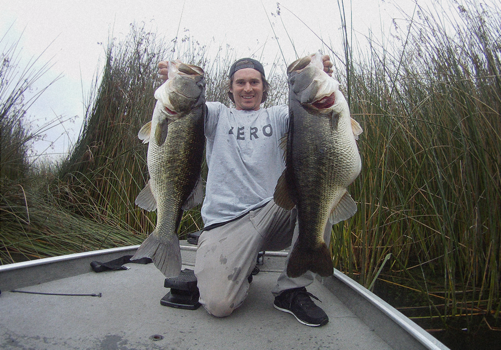 The 13.25lb Shallow Stalker  wasn't the only big fish caught that day.