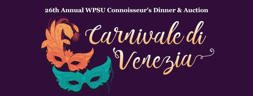 WPSU.connoisseur.dinner