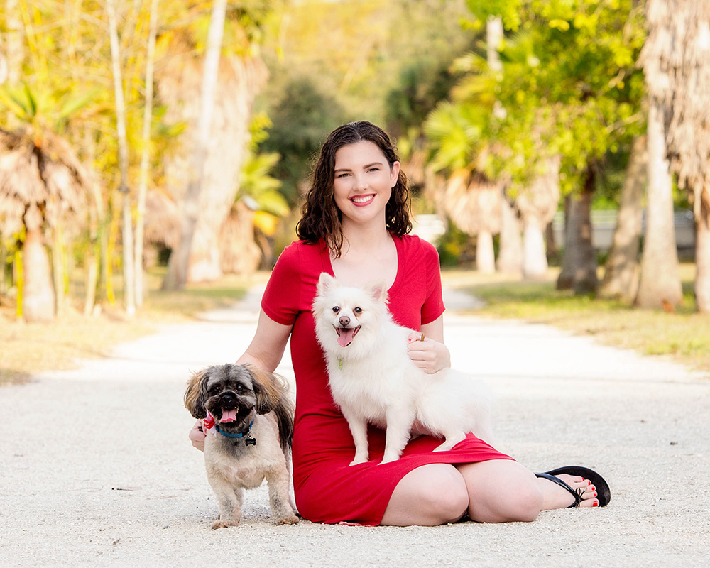 girl.red.dress.dogs.florida.jpeg