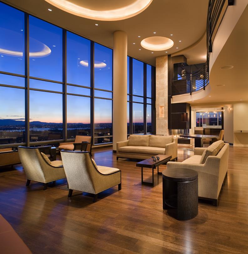 Bellevue Penthouse
