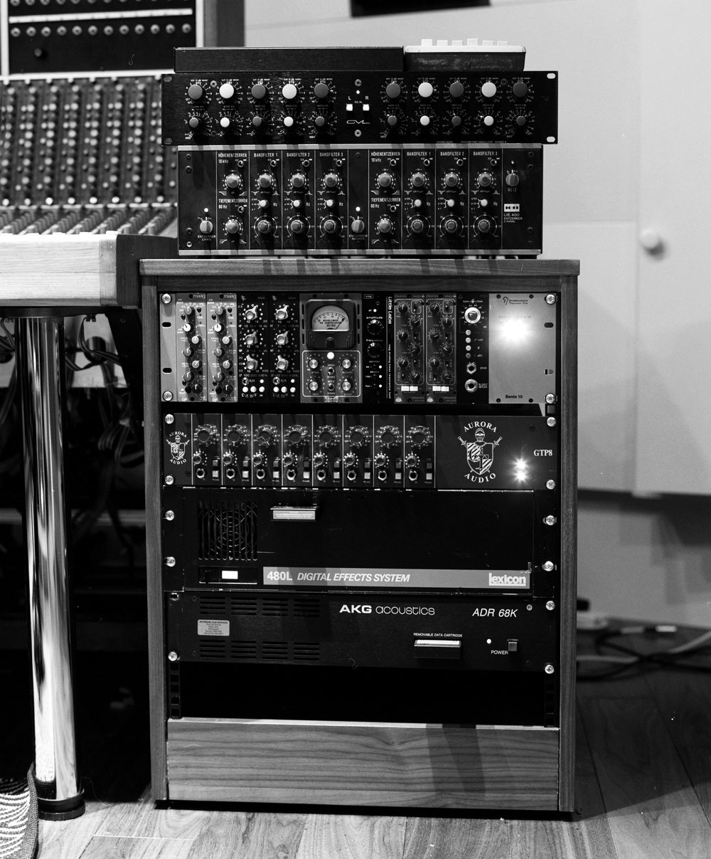 outboard rack four