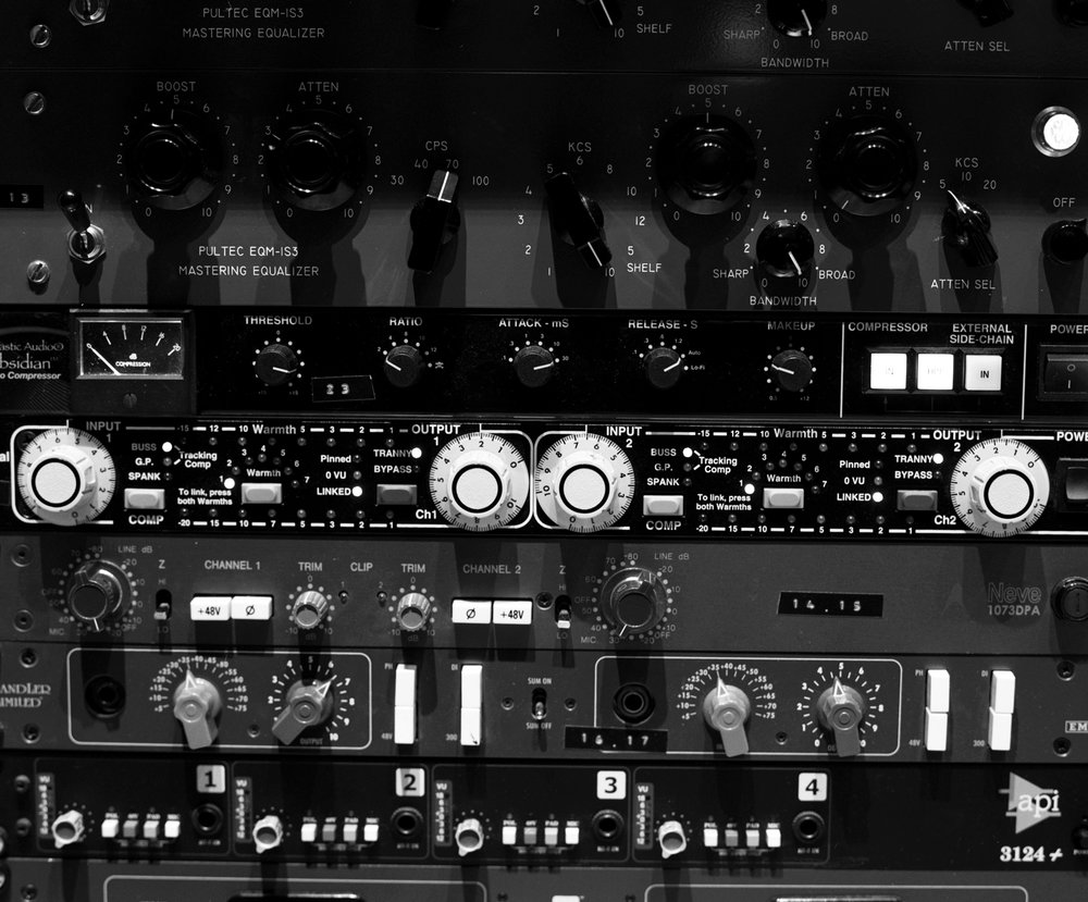 outboard rack three