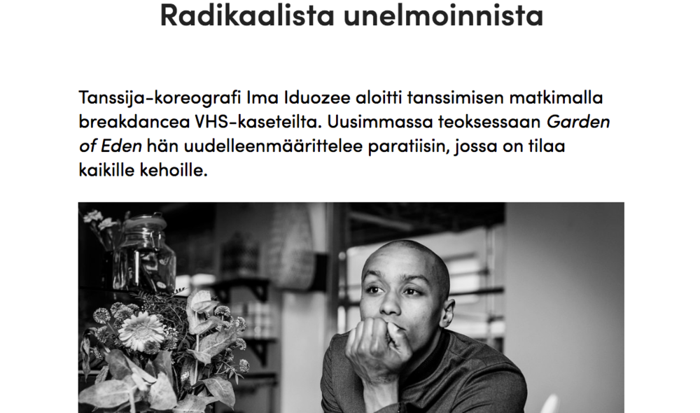 Ruskea Tytöt interview 15.6.2017