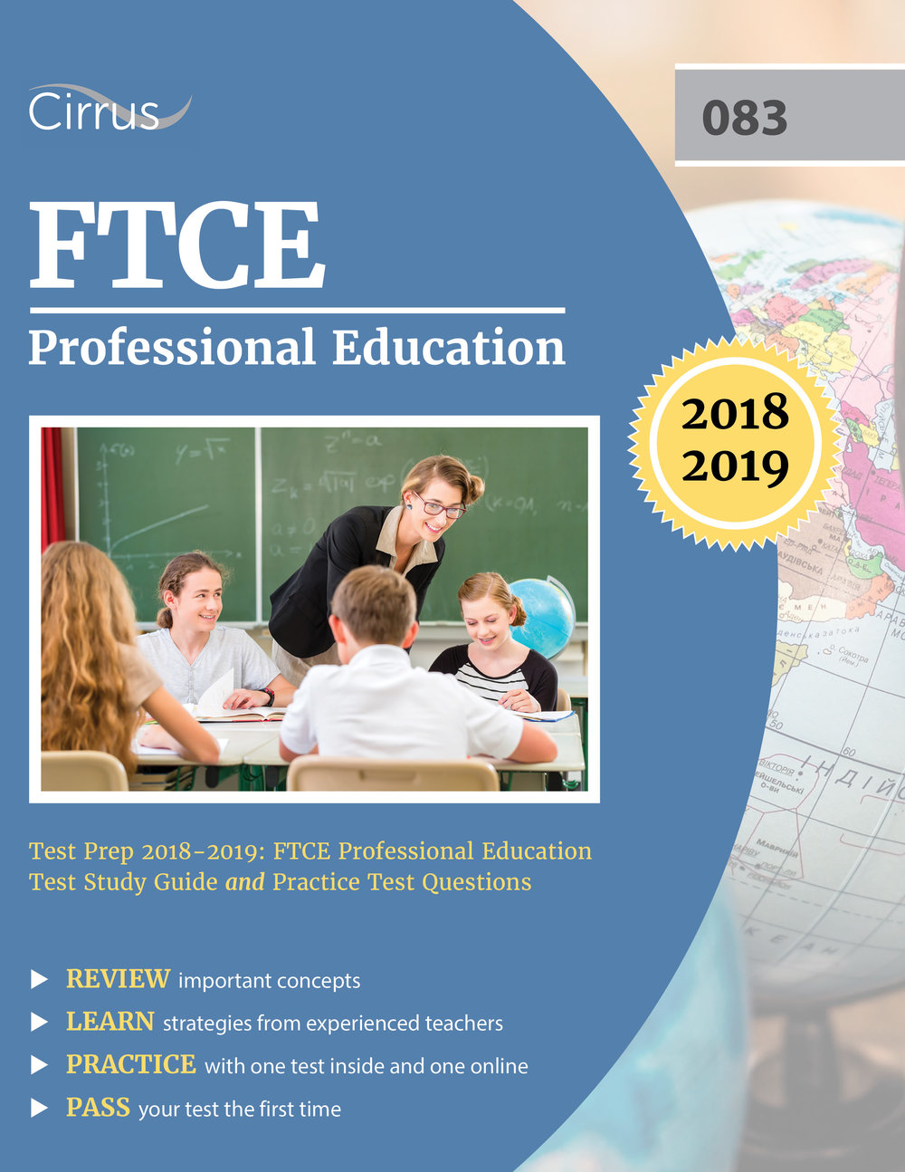 ftce professional education cirrus test prep rh cirrustestprep com FTCE Prep ftce professional education teacher certification study guide test prep