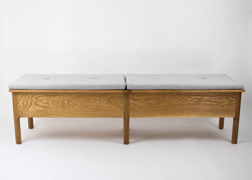 storage bench -