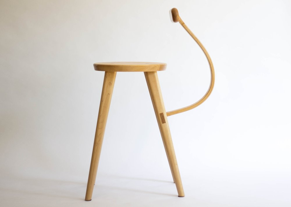 stool -