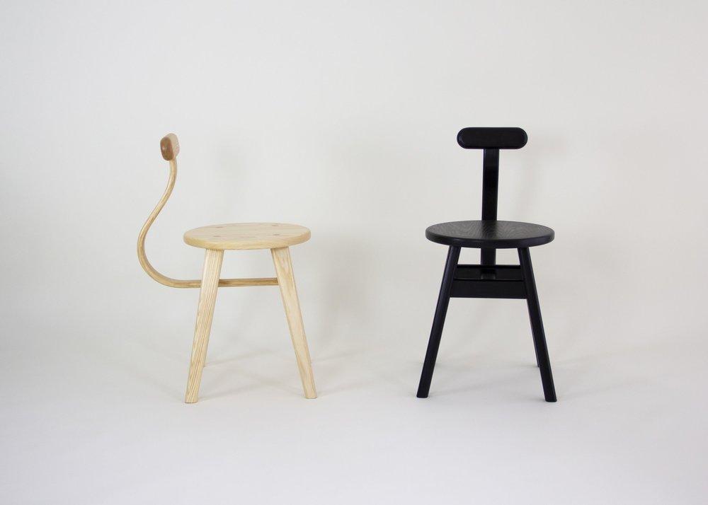 Yin Yang Chair